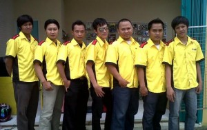 Team NetCOMM