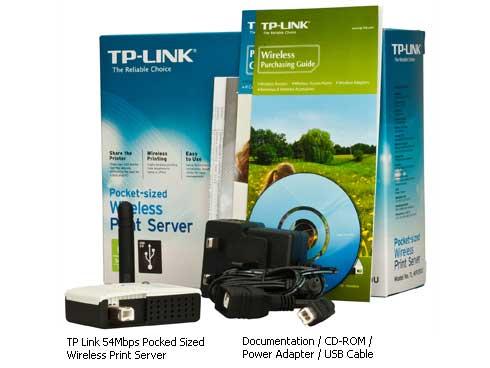 Wireless Print Server TPLINK
