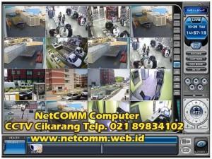 Installasi CCTV Cikarang