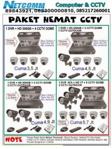 Promo CCTV murah Cikarang